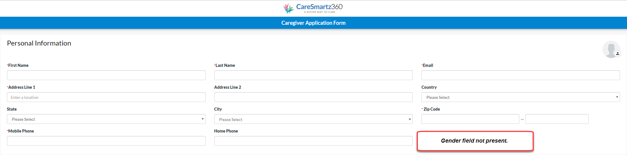caregiver-applicant-form-setting