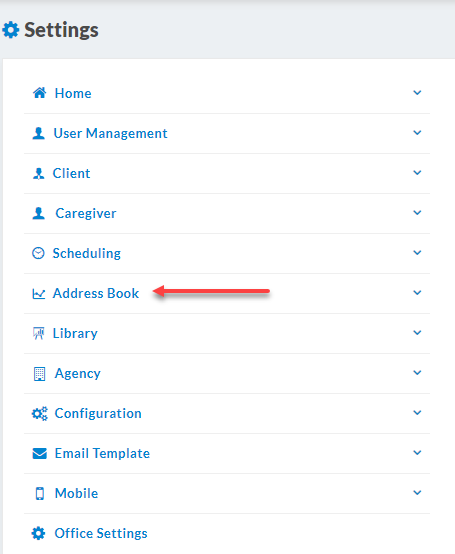CRM Section Update Caresmartz