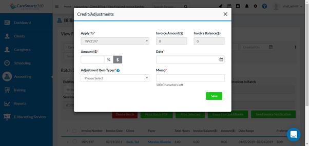 invoice-adjustments