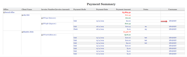 payment-summary-report