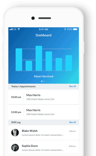 Home Care Management Software - CareSmartz360