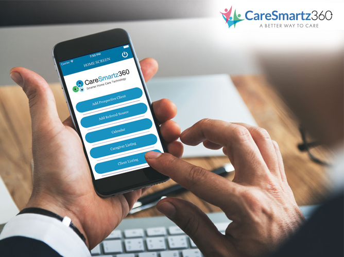 Are You Using Mobile Apps in Your Care Business? - Caresmartz Blog