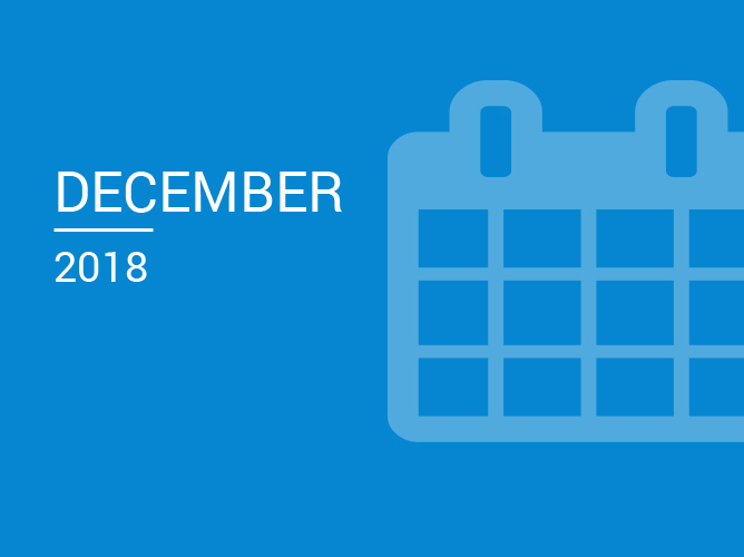 Caresmartz December 2018 Software Update