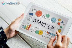 homecare software startup