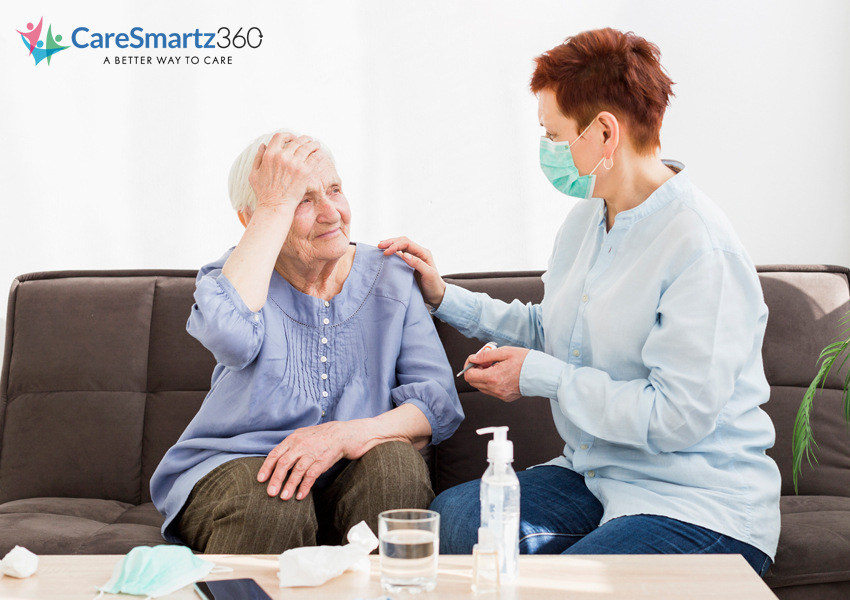 Caring for Dementia Patients during COVID-19