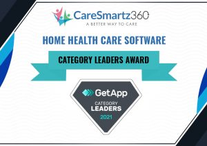 CareSmartz360 wins GetApp's Category Leaders Award 2021