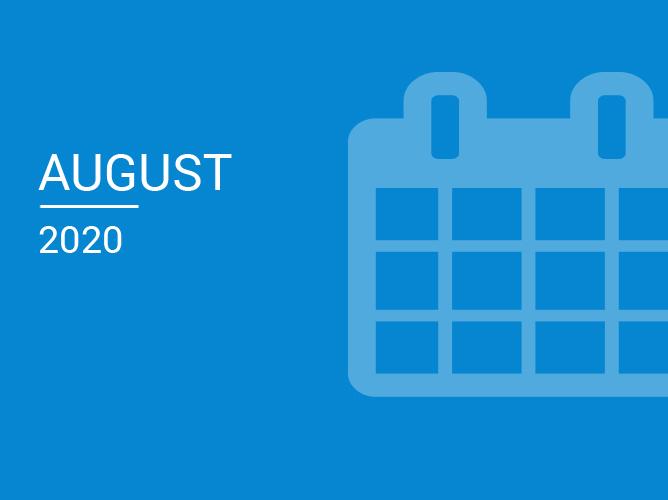 Caresmartz August Software Update
