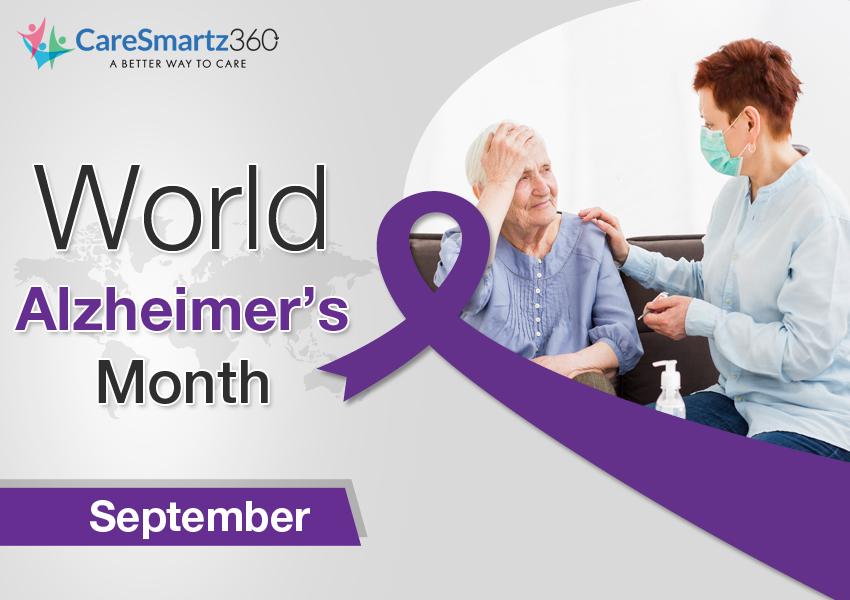 September is the World Alzheimer's Month