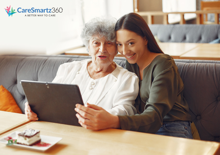 Benefit of Technology in Home care Business